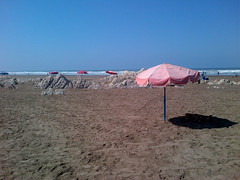 Ain Diab beach, Casablanca