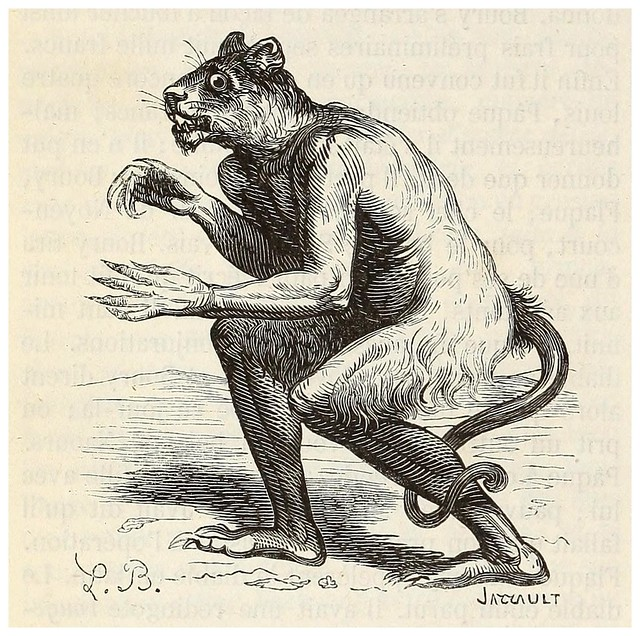 007- Flauros-Dictionnaire infernal…1863- Collin de Plancy