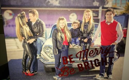The Stephens Family (December 7 2014)