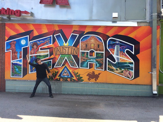 Texas Forever Part 1: It's Plains to see I'm going to Austin. April 6 - April 17, 2015.