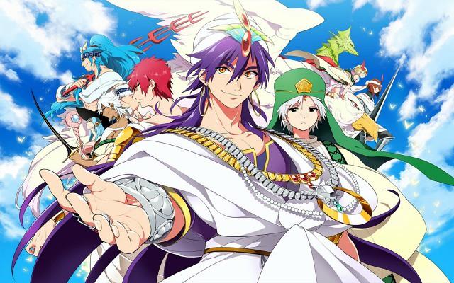 6 animes basados en leyendas asiaticas