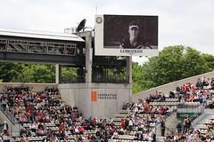 Roland Garros 2015 - Court Suzanne Lenglen