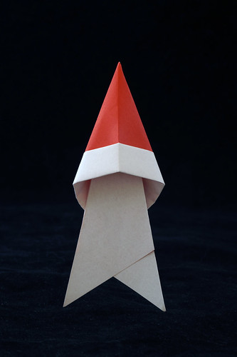 Origami 'Santa' (Toshio Chino)