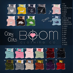 BOOM Cozy Cots Key
