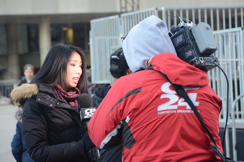CP24 Local News | November 28, 2015  A CP24 reporter visits