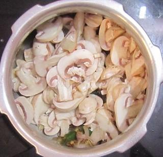 Mushroom Biriyani step 4