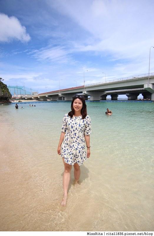 沖繩景點 那霸景點 沖繩海灘 波之上海灘 波之上神宮 那霸海灘 沖繩玩水 波の上ビーチ 波上宮2