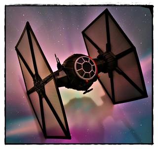 """Star Wars 3.75"""" First Order TIE Fighter"""