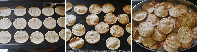 How to make Baked Papdi Recipe - Step3