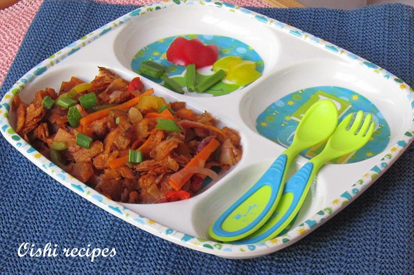 Chappathi Noodles