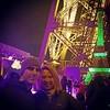 French       :couple_with_heart::couplekiss: kissing & ice skating 57.63 meters up the #Eiffel with mon amour lardon ~ nous sommes patin à glace sur la Tour Eiffel ❄ #froide #bucket list #goals #Paris