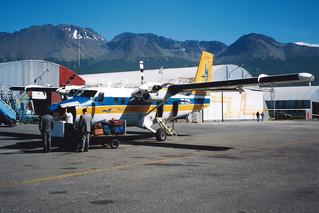 Aerovias DAP De Havilland Canada DHC-6-300 Twin Otter CC-CHV