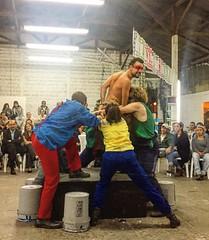La ira del Comendador #Fuenteovejuna #CompañíaObskené #Guatemala #Paralelo17N #Obskené #teatro