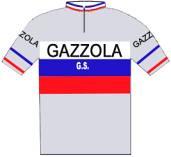 Gazzola - Giro d'Italia 1963