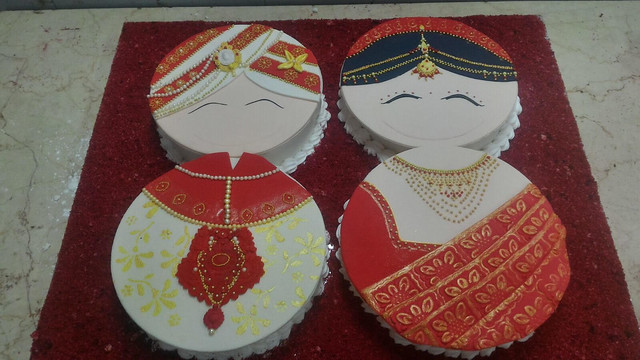 Cake by Vibha Gupta of Fondant Cakes and Sugarcraft by Vibha