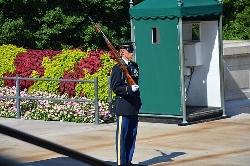 Washington DC Arlington Cemetery July 15 5