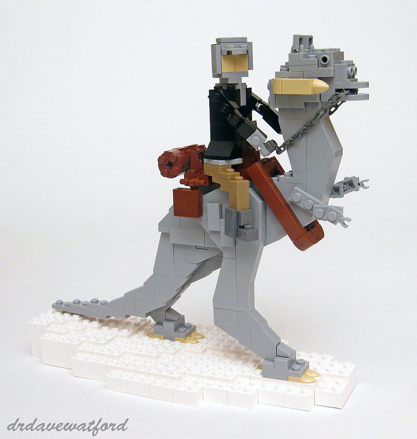 Gimme Lego Build Your Own Tauntaun