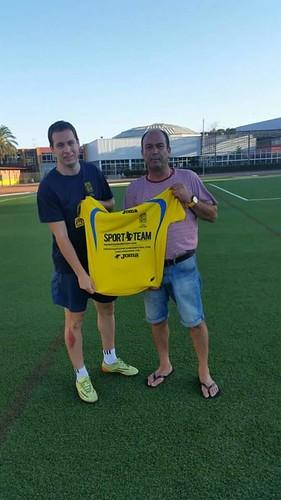 AionSur 20377899558_8ce5d6ac50_d Abel Romero defenderá los colores del CMD San Juan la próxima temporada Deportes Fútbol