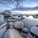 Bonzai Rock at Sundown by Gordon Magee