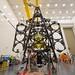 James Webb Space Telescope Flight Telescope Structure by James Webb Space Telescope