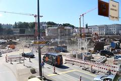 Baustelle Wuppertal Hbf
