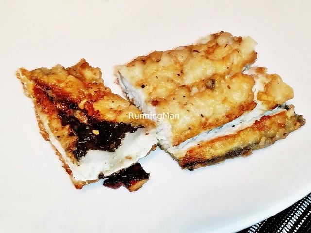 Marinated Milkfish In Vinegar And Garlic