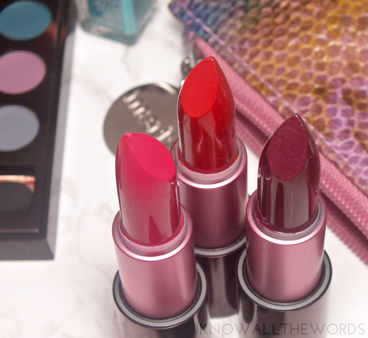 mark meets matte fall 2015 Lipclick Matte Full Color Lipstick    (3)