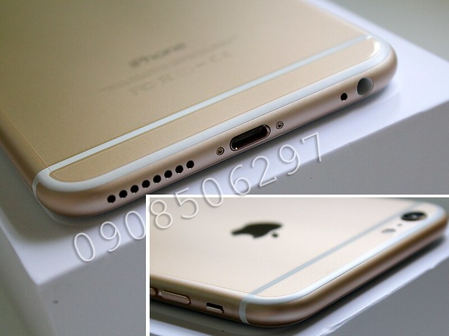 IPHONE 6+ PLUS Quốc Tế 64gb GOLD (Hàng MỸ/LL/A) Like New FullBox - 2