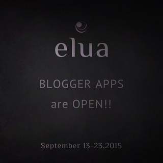 elua blogger applications!!