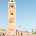 Minarete de la Koutoubia