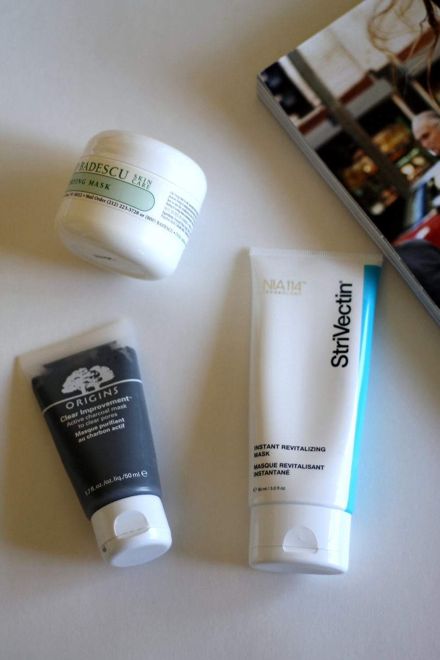Current Mask Favorites | Re-Mix-Her