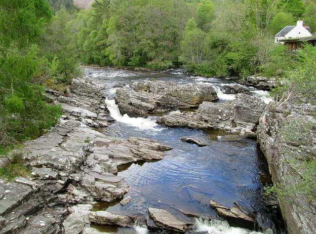 Invermoriston Upper Falls