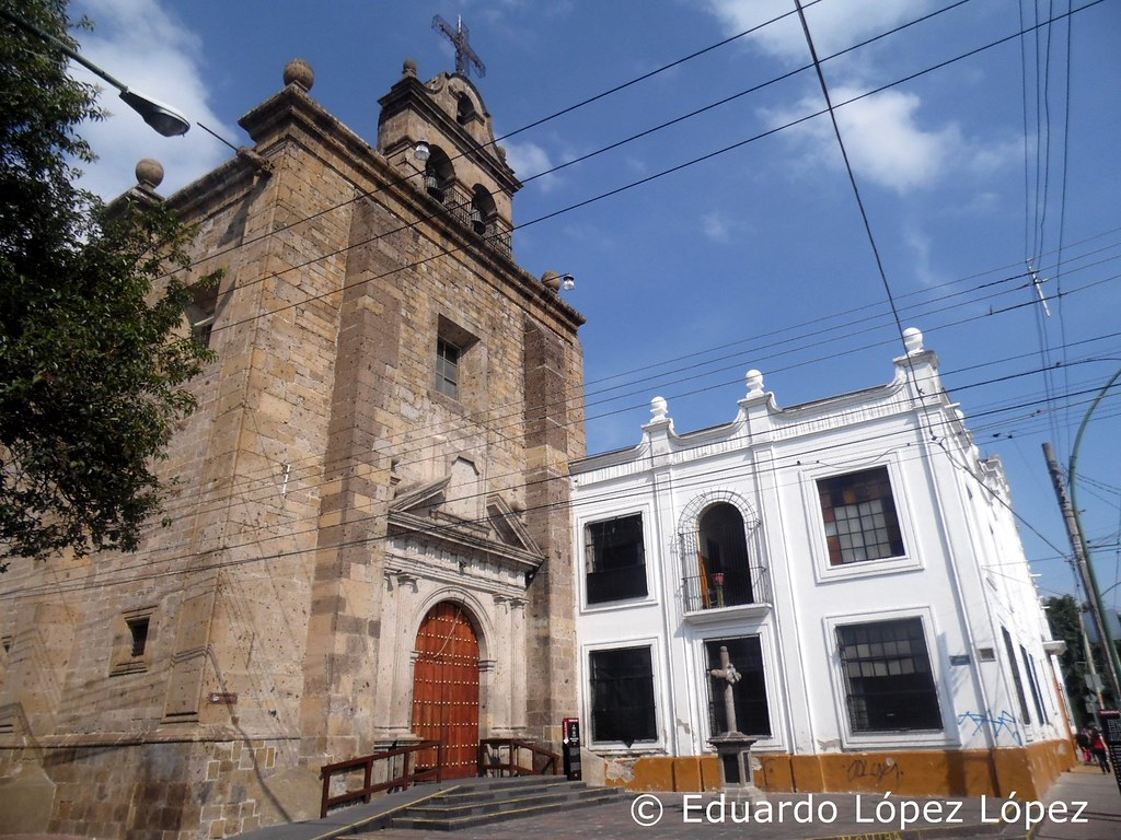 Templo de San Diego de Alcalá