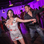 Bel en rouge, Red Ball, salsa danse latine, latin dance, bachata