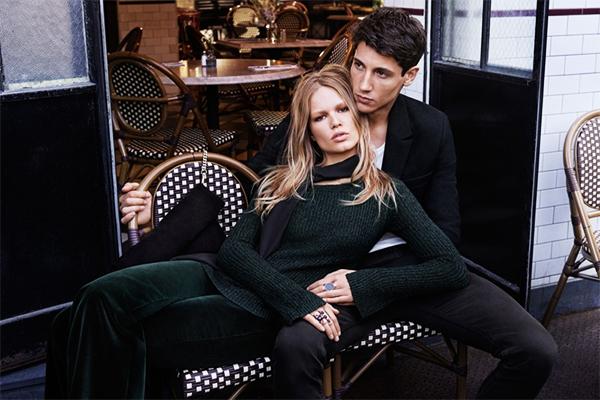 H&M Fall 2015 Campaign