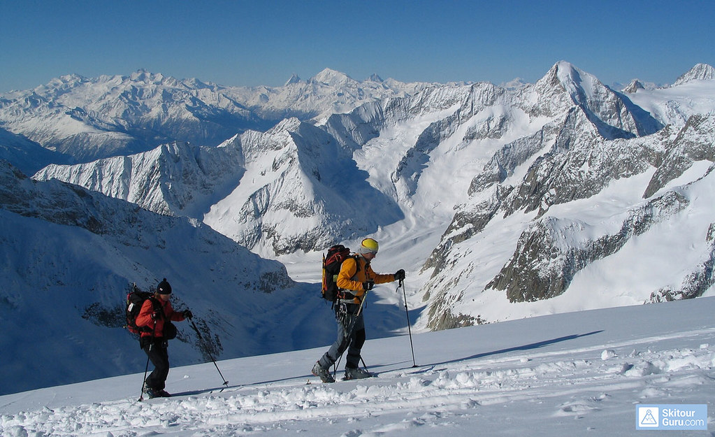 Grosser Aletschhorn Berner Alpen / Alpes bernoises Switzerland photo 11