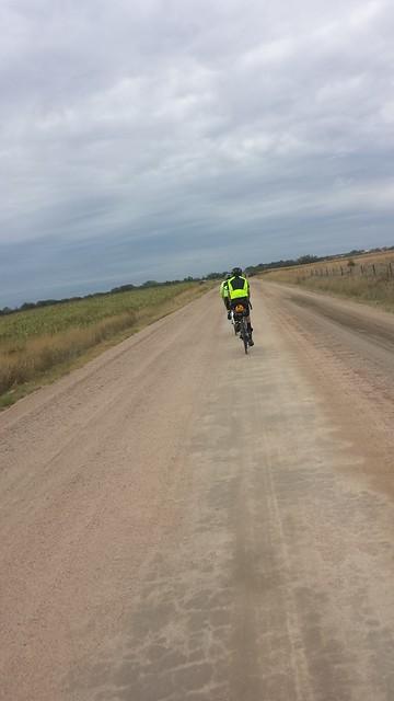 Gravel detour