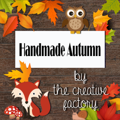 Handmade Autumn by The Creative Factory