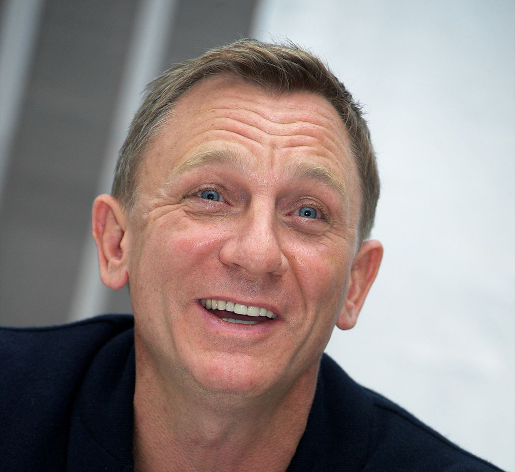 Дэниел Крэйг — Пресс-конференция «007: СПЕКТР» 2015 – 6