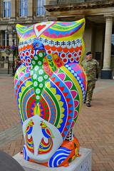 Birmingham, The Big Hoot Owl's, Unity Within Diversity