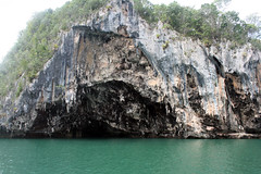 19 - Los Haitises national park - Cave / Los Haitises Nationalpark - Höhle