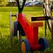 Son's bicycle - Fahrrad by p.niebergall