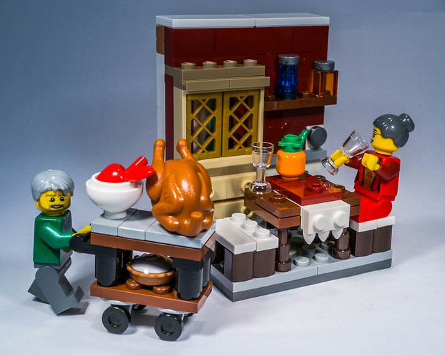 Lego 40123 - Thanksgiving
