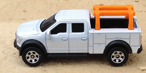 Matchbox - Ford F-150 Contractor Truck
