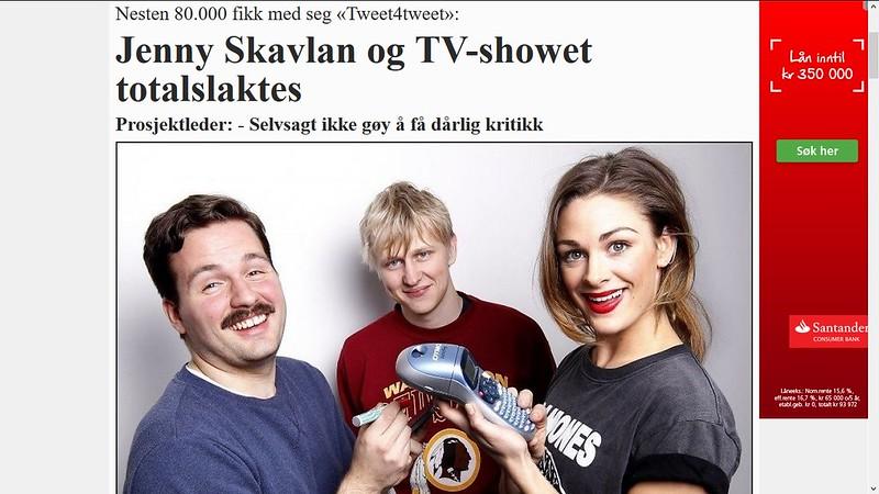 tv programmet
