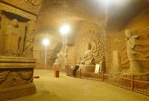 CH-Leshan-Bouddha oriental (4)