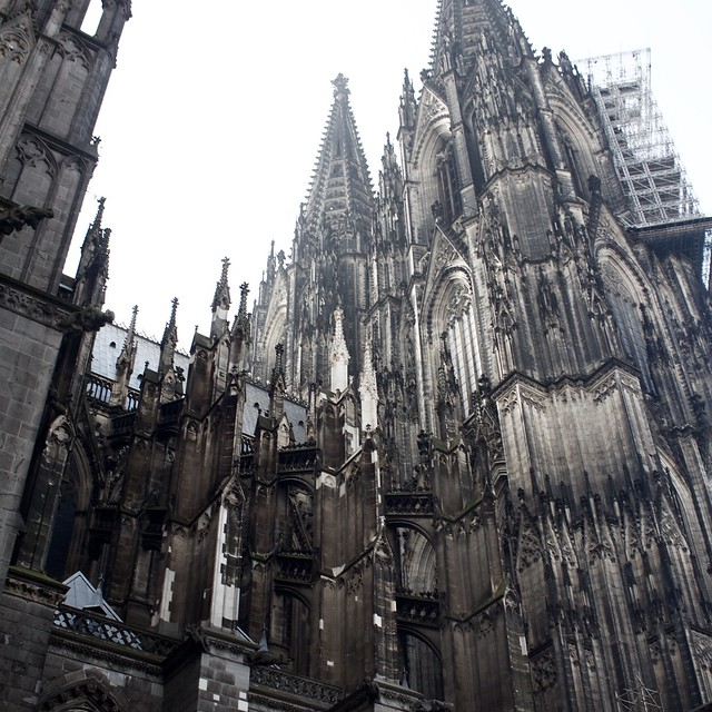 hannah emily lane - Kölner Dom Cologne Cathedral Beautiful building