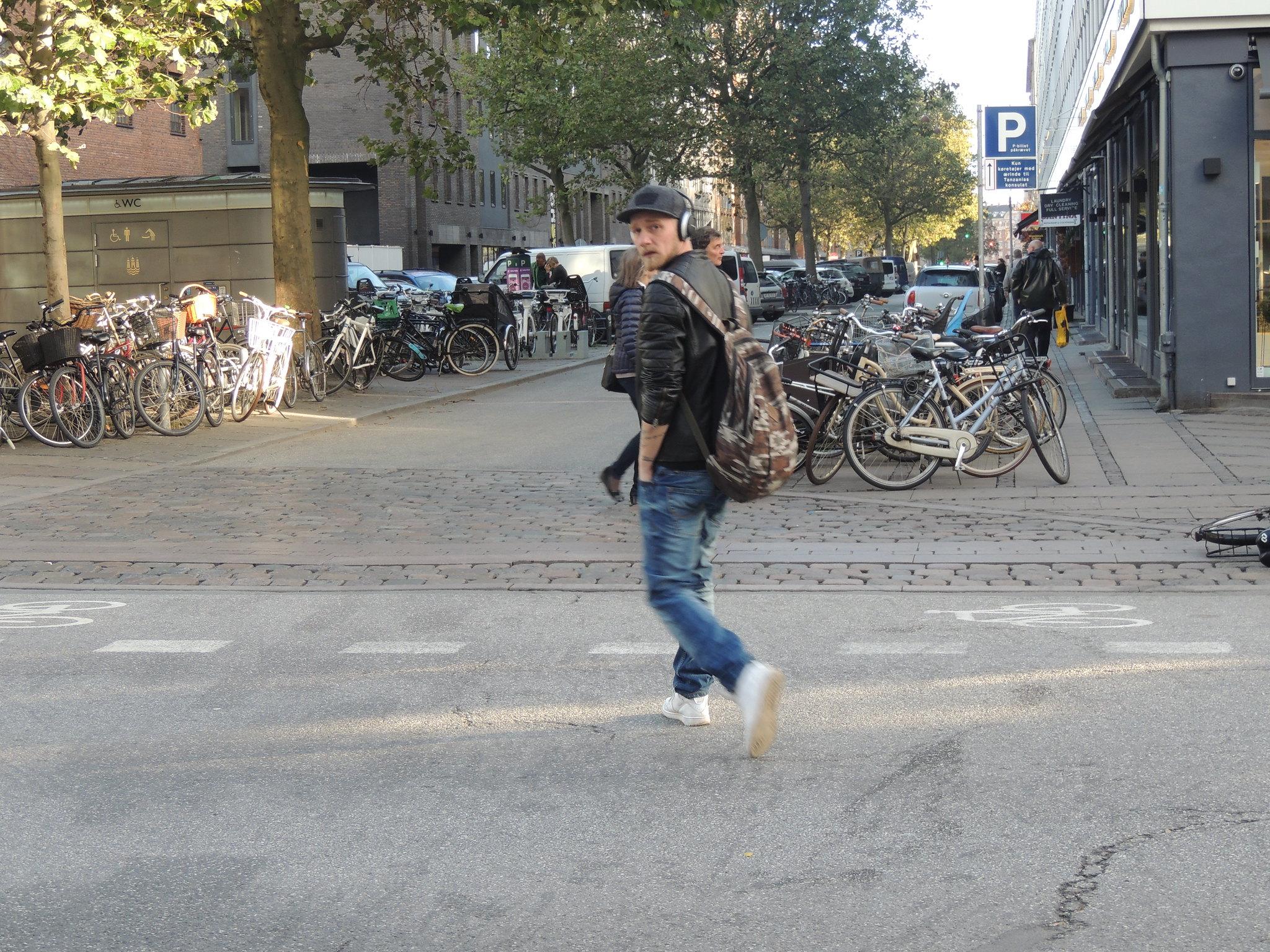 Copenhagen Hipster