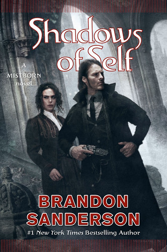 Shadows of Self US Cover