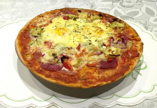 Pizza Sophia Loren